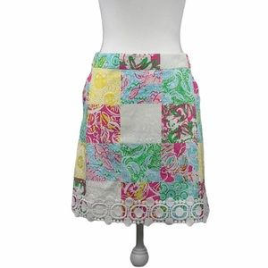 Lilly Pulitzer vintage skirt
